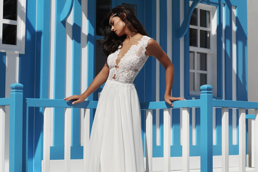Suknie ślubne 2017 Trendy Bellovelo Suknie ślubne