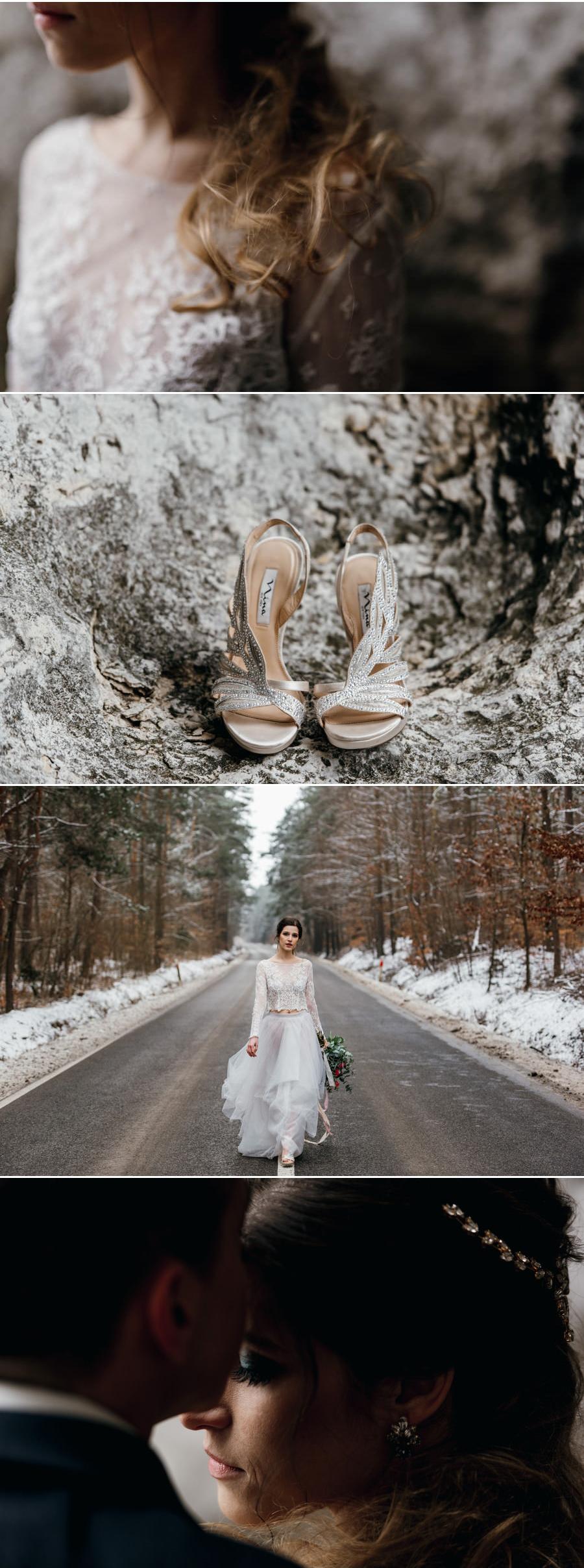 Suknia ślubna Sylwii Kopczyńskiej. Najpiękniejsze suknie ślubne w Krakowie Bellovelo.